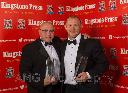 Kingstone Press Championships Awards - 12th September 2016