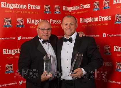 Kingstone Press Championships Awards - 12th September 2016