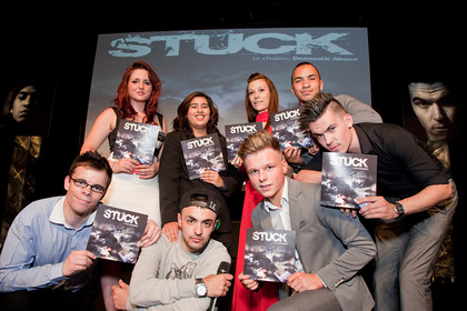 STUCK DVD Launch Youth Service 300913