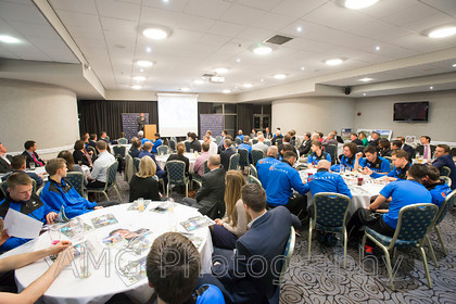 Yorkshire CCC Sponsor's Evening - 8th March 2016