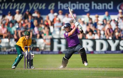 Yorkshire v Nottinghamshire T20 - 25th July 2014
