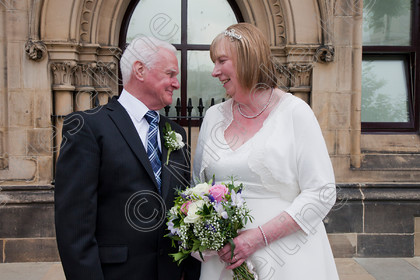 Susan Jones & David Whitaker Wedding