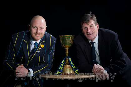 YCCC Championship Captains - 20th January 2016