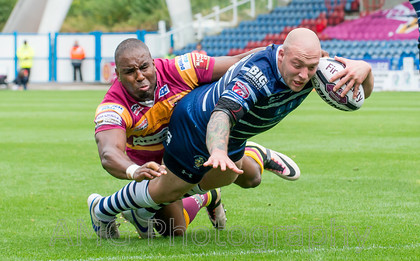 Huddersfield v Featherstone - 14th August 2016