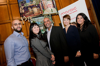 Mosaic Yorkshire Connect Event 130116