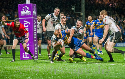 Leeds v Hull FC - 15th April 2016