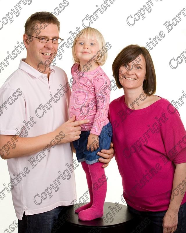Sian & Family