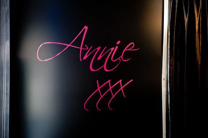 ANNIE'S BATMITZVAH