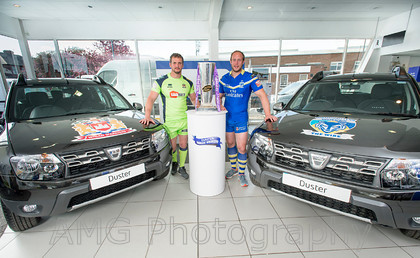 Dacia Magic Weekend Preview - 19th May 2016