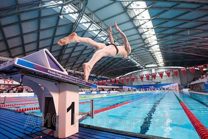 British Swimming Champs - 22nd April 2017