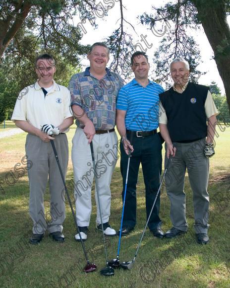 Odyssey Golf Day