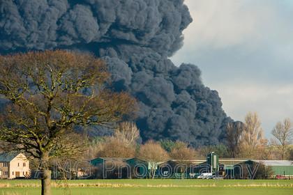 NexGen Recycling Centre Fire - 16th January 2014