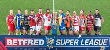 Super League 2017 Launch - 2nd February 2017