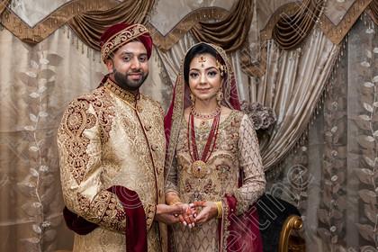 Sihdrah Hussain & Safir Sharif Nikah & Shaadi Wedding
