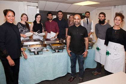 Curry Circle Keighley Launch MWC 240815