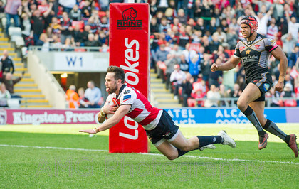Leigh v Salford - 18th April 2015