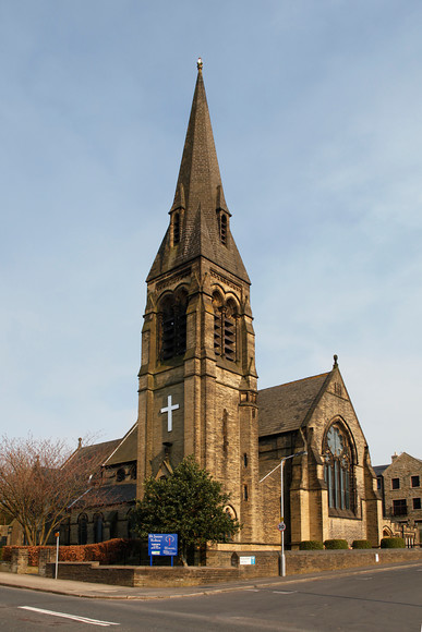 St Cuthberts & St James