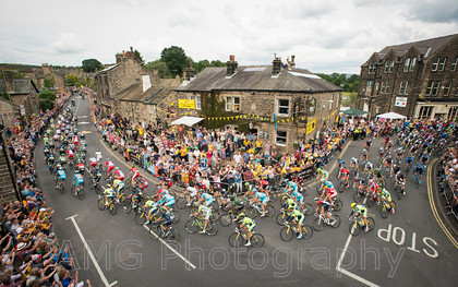 Tour de France - Stage Two - 6th July 2014