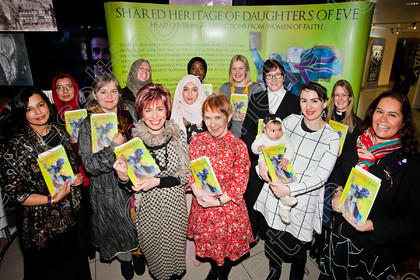 Shared Heritage Daughters of Eve Head Covering Book Launch