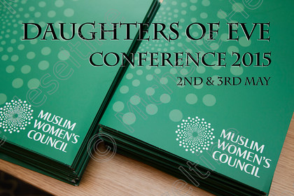 Muslim Womens Council Daughters of Eve Conference 2015