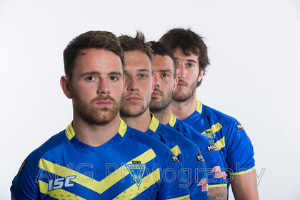 Warrington Wolves - 25th July 2014