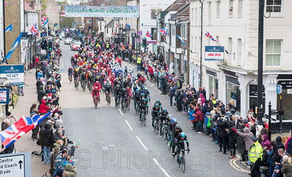 Tour de Yorkshire - Stage 1 - 29th April 2016