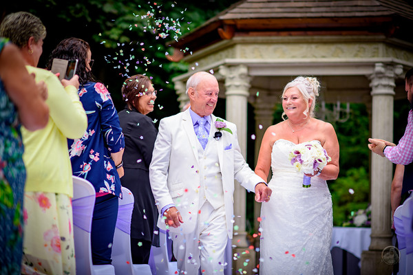 SUSAN & BRIAN'S WEDDING  Friends yesterday,Man and Wife today,Soulmates forever.Susan and Brian, 11th August 2018