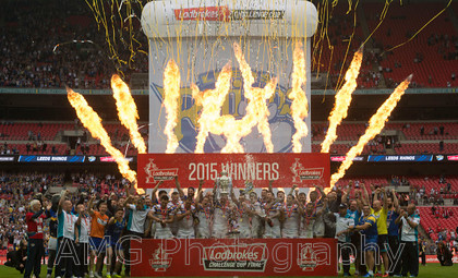 Ladbrokes Challenge Cup Final - 29th August 2015