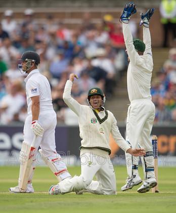 England v Australia - 8th August 2013