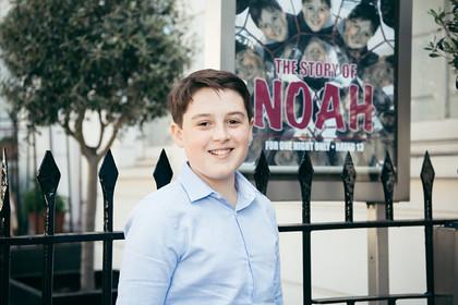 NOAH AT THE JEWISH MUSEUM
