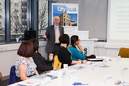 Chamber Int. EEN Training 261114 City Hub