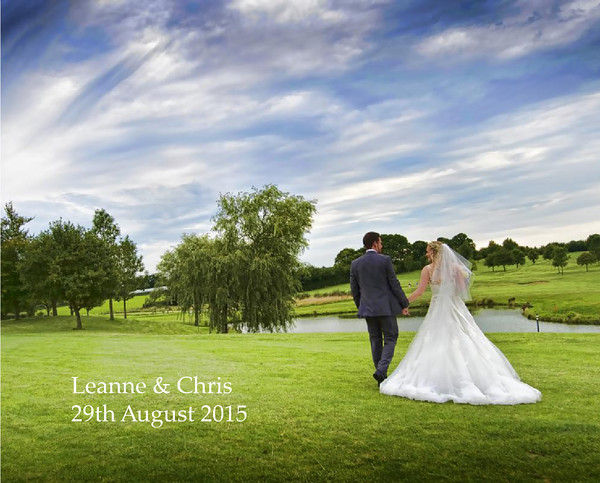 Leanne And Chris - Graphi Proof Album 