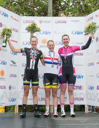 National Women's Road Race - 28th June 2015