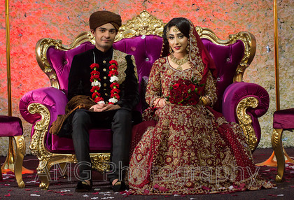 Afshan & Zohaib - The Wedding - 26th March 2016