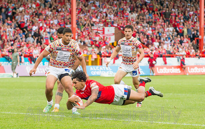 Hull KR v Catalans - 25th June 2015