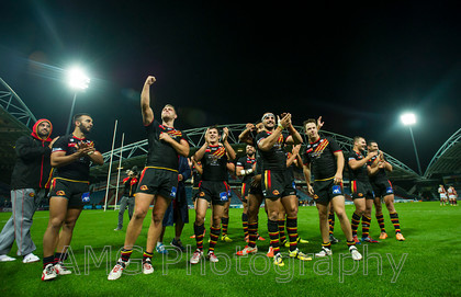 Huddersfield v Catalans - 26th September 2014