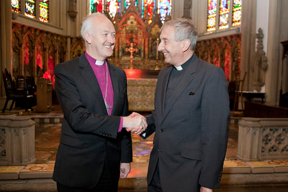 Bishop of Richmond Paul Slater Announcement-Yks & D Diocese 1800