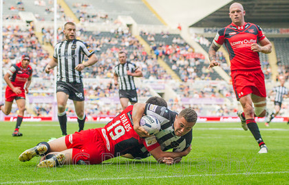 Salford v Widnes - 30th May 2015