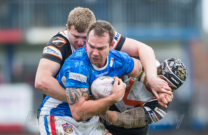 Wakefield v Hull FC - 25th January 2015