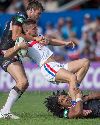 Wakefield v St Helens - 18th August 2013