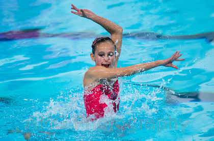 ASA National Age Group Synchro - 8th December 2014