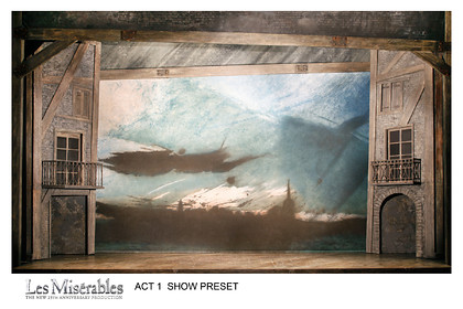 Les Mis Stage Set