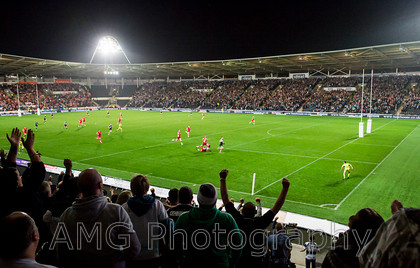 Hull FC v Hull KR - 29th August 2014