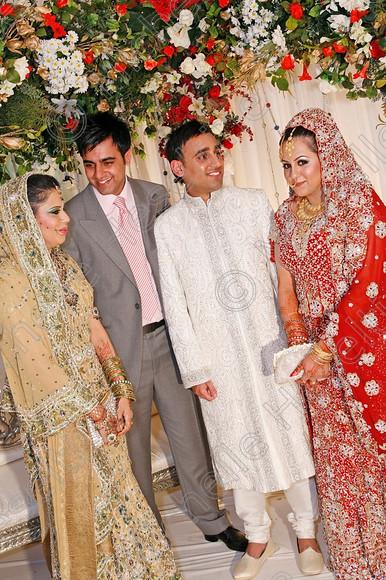 Fakhra & Zameer/Saghir&Mehar