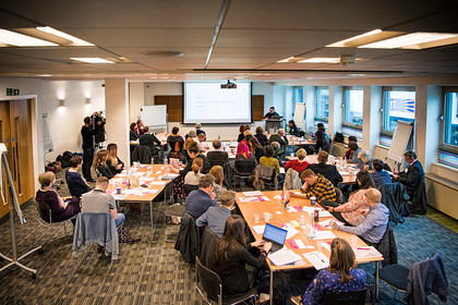 Q Improvement Lab - Birmingham December 2017 