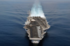 050725-N-0610T-048   Bob Jr   Keywords: uss ronald reagan, cvn 76, carrier air wing one four, training