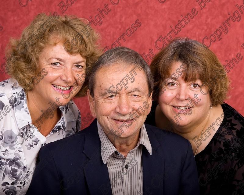 Julie, Helen & Des
