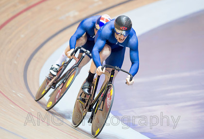 National Track Cycling Champs - 29th Jan 2017