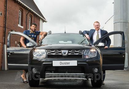 Kallum Watkins Dacia - 22nd August 2016