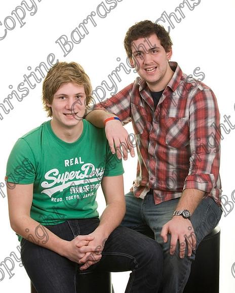 James & Tom